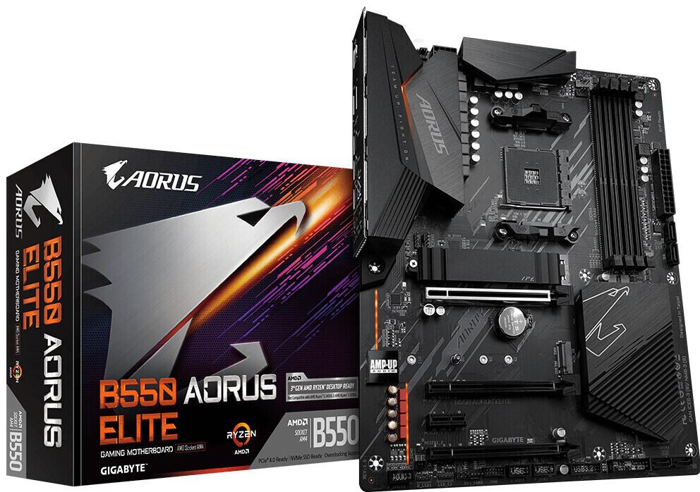 AORUS B550 Elite
