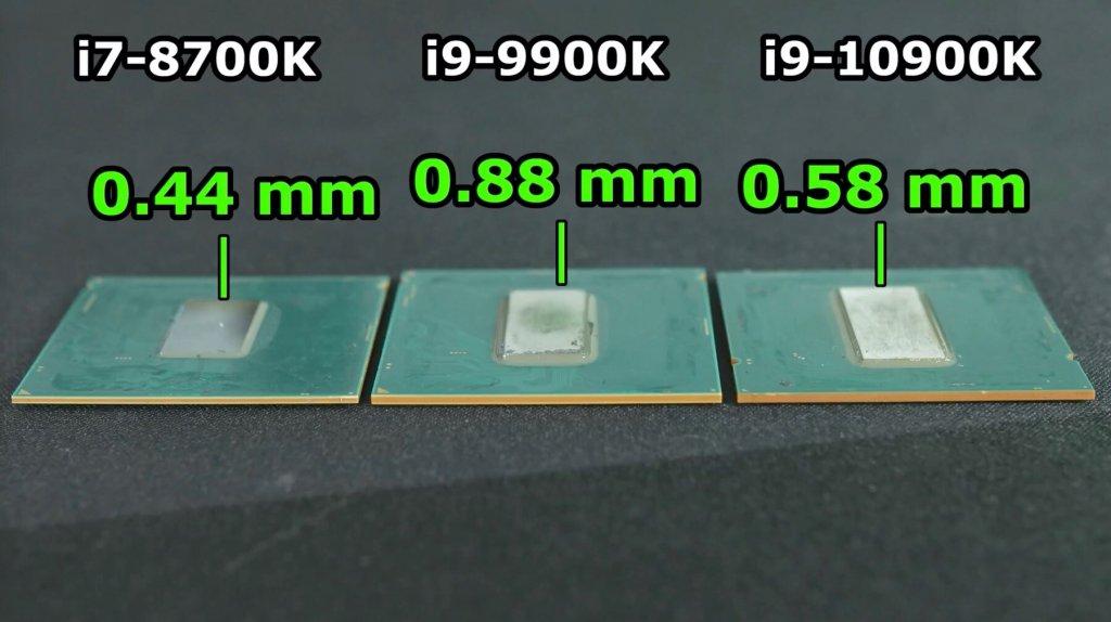 i9-10900K delid