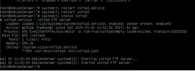 Linux FTP