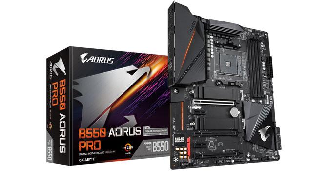 AMD B550