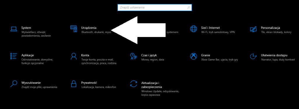 Jak zmienić szybkość klikania myszy Windows 10