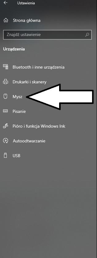 szybkość klikania windows 10