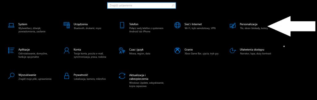 Jak zmienić kolor paska zadań Windows 10