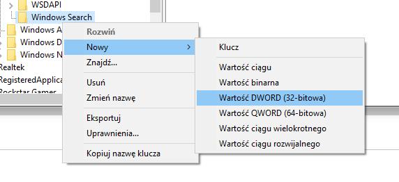 jak wyłączyć Cortane Windows 10