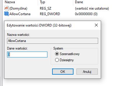 Cortana jak wyłączyć