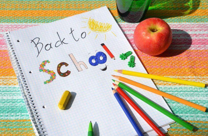 gadżety na powrót do szkoły